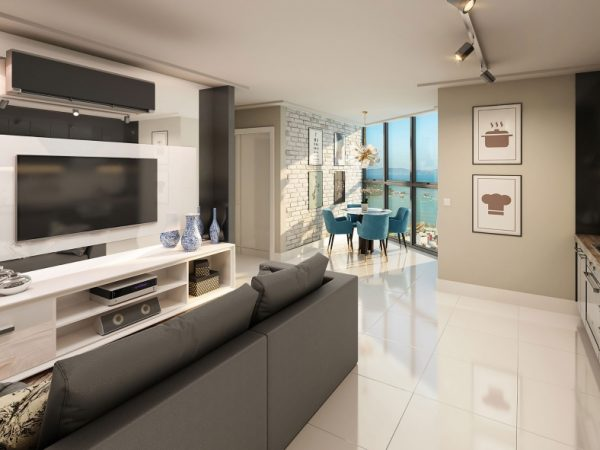 Residencial Flat Fontainebleau